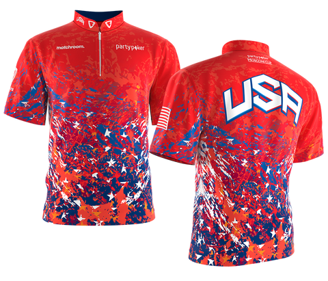 2020 Mosconi Cup USA Red