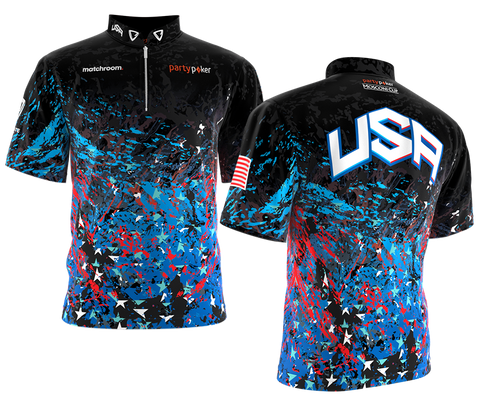 2020 Mosconi Cup USA Black