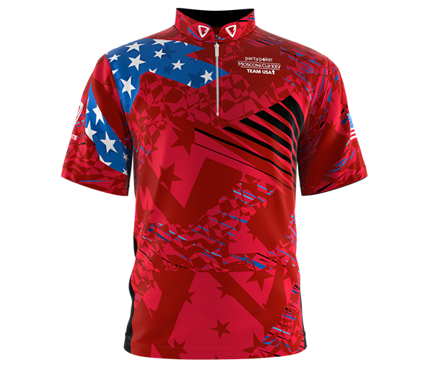 Mosconi Cup USA Red