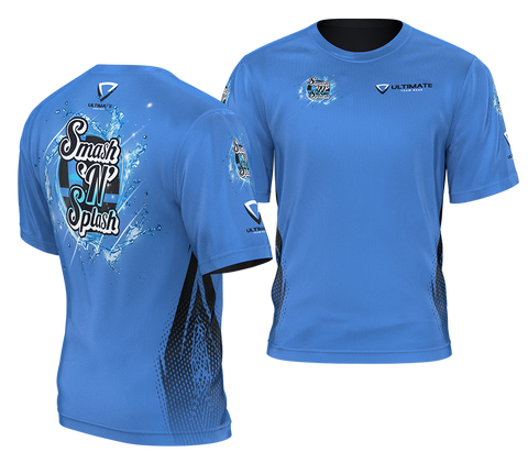 Smash & Splash Tee (LightBlue)