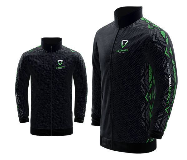 Titan Green Jacket