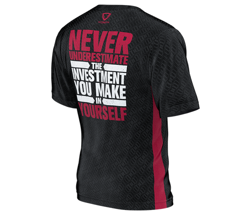 Underestimate (Black/Red)