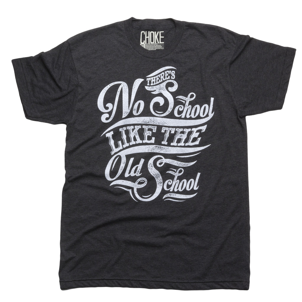 No School Old School - House of Legends Threads  - 1