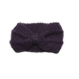 Purple Wool Headband - House of Legends Threads  - 1