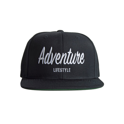 Adventure Snapback Hat - House of Legends Threads
