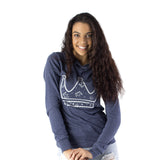 Pattern Crown Lightweight Hoodie - House of Legends Threads  - 2