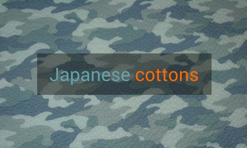 Japanese Cottons