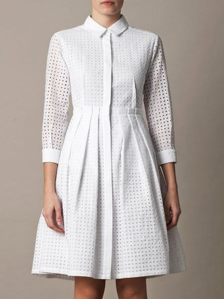 Cotton Broderie Anglaise - Juice