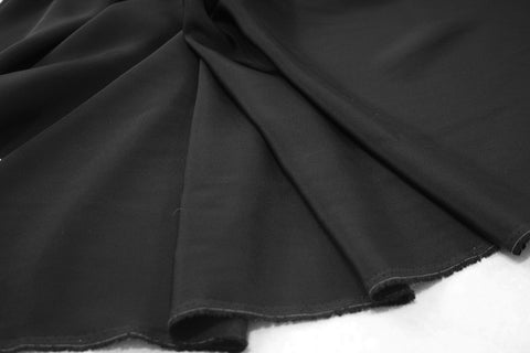 Black -  Pure Silk Faille