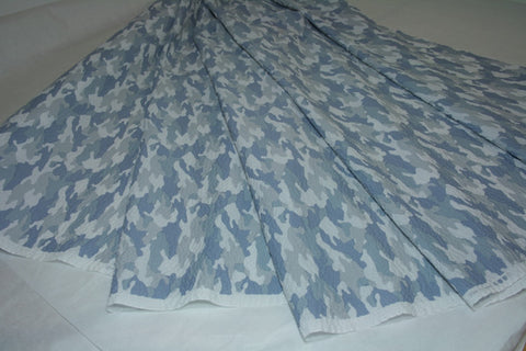 Blue Ripple - Japanese Cotton