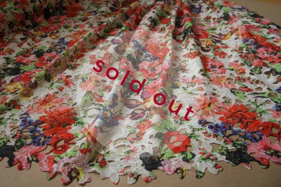 Calypso Guipure - Sold Out
