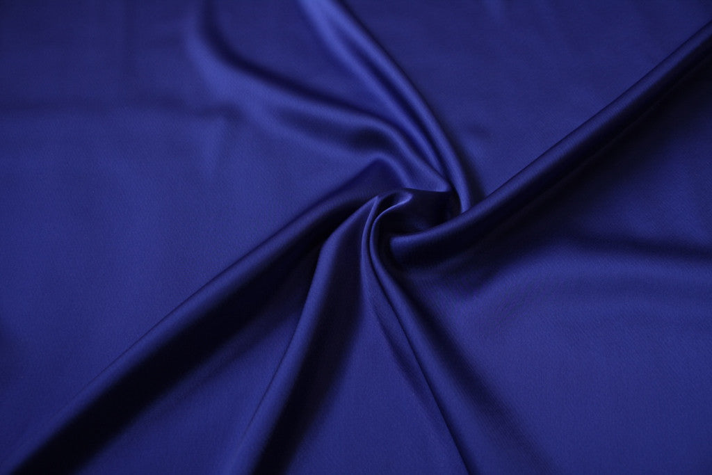 Cobalt - Japanese Satin