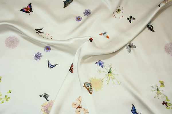 Flutter - Silk Satin