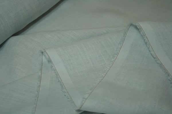 Ice Blue - Fine Lithuanian Linen