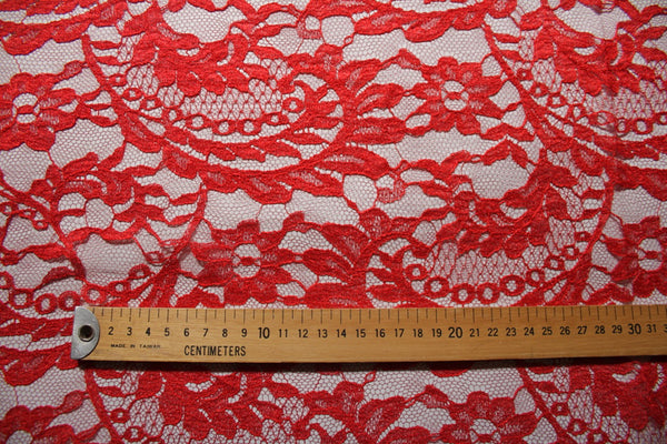 Rouge Dentelle - French Lace