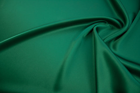 Dark Emerald - Japanese Satin