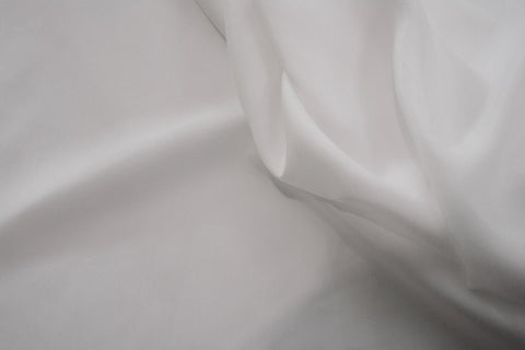 White - Bamboo Silk