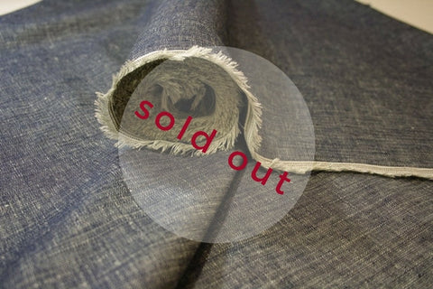 Indigo Linen - Sold Out