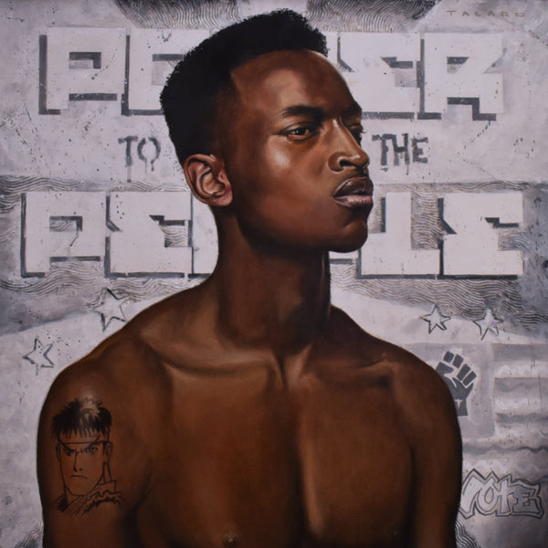 Power To The People / Original Painting