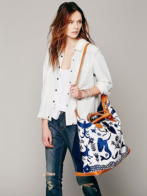 The Sacred Heart Weekender  - Navy