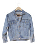 OOAK Cross-Cultural Denim Jacket