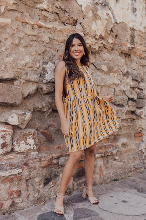 Dulce Dress - El Tigre Jaspe