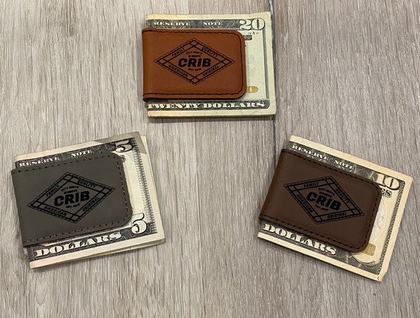CRIB Money Clip