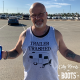 Trailer Trashed Men's Tank
