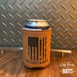 Leatherette Engraved Koozies