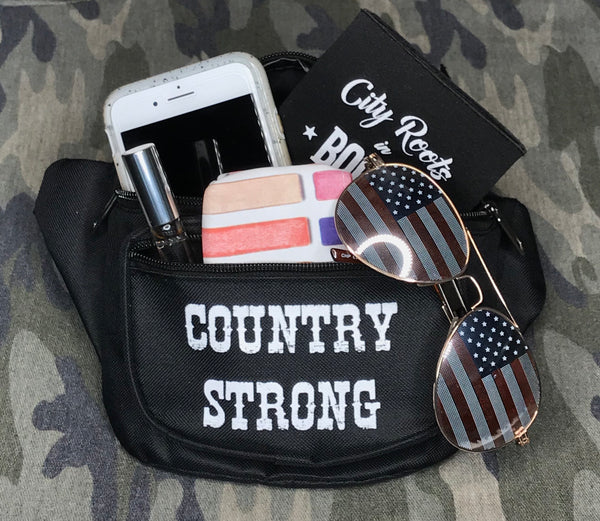 """Country Strong"" Fanny Pack"
