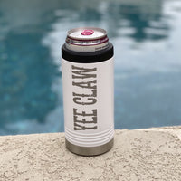Yee Claw Insulated Slim Beverage Holder