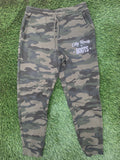 City Roots in Boots Camo Unisex Fleece Sweatpants