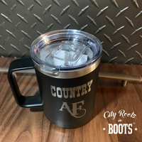 Country AF Insulated Coffee Mug