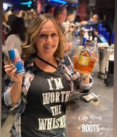 I'm Worth the Whiskey Women's Tank