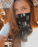 City Roots in Boots Bandana