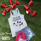 Trailer Trashed Women's Tank