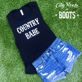 Country Babe Women's Tank