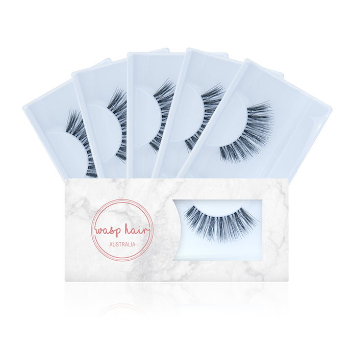WASP Hair - False eyelash value pack