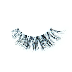 Natural false eyelash - Adele