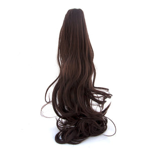 Synthetic Ponytail Extensions