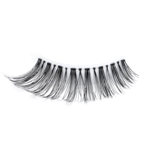 natural false eyelash - Abby