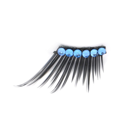 Super Sweeper Blue - Fancy Lashes