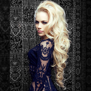 "Quik Extends 18"" Clip-in Hair Extensions"