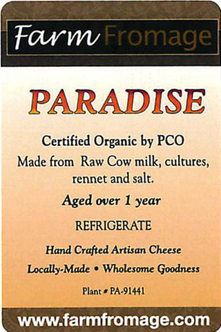 Farm Fromage Paradise (8oz)