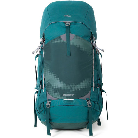 Back Country 80L Canvas Backpack
