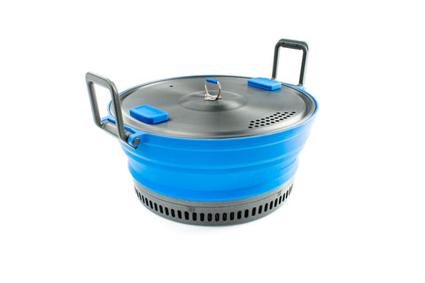 Escape Pot 2L Blue