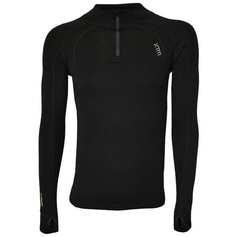 Merino Zip Neck - Men's