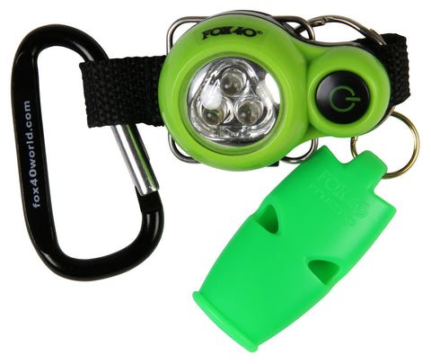 Xplorer Whistle & LED Light Kit