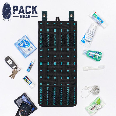 """The PACK Accessory Organizer"" - Keep Small Items Organized"