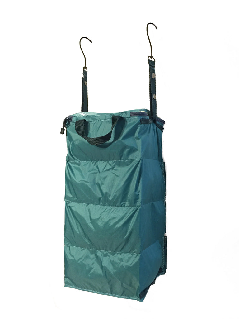 """The Grab and Go"" - PACK Gear Backpack Organizer With Clips (Teal) - PACK Gear  - 5"